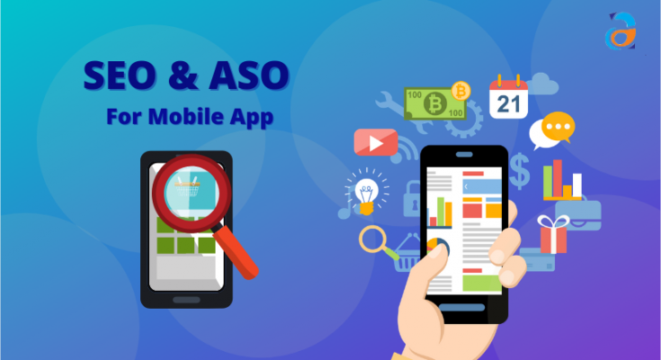 SEO and ASO For Mobile App