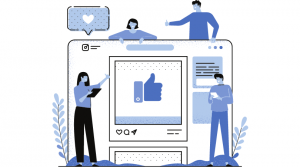 Social Media Marketing for Mobile App