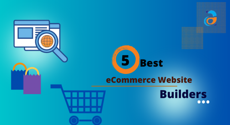 eCommerce Website Builders