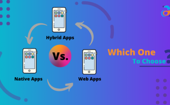 Hybrid Apps Vs. Native Apps Vs. Web Apps