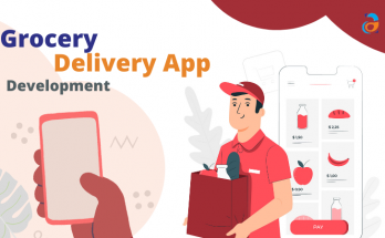Grocery Delivery App Development