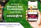 Grocery Mobile App Development Company in Mumbai